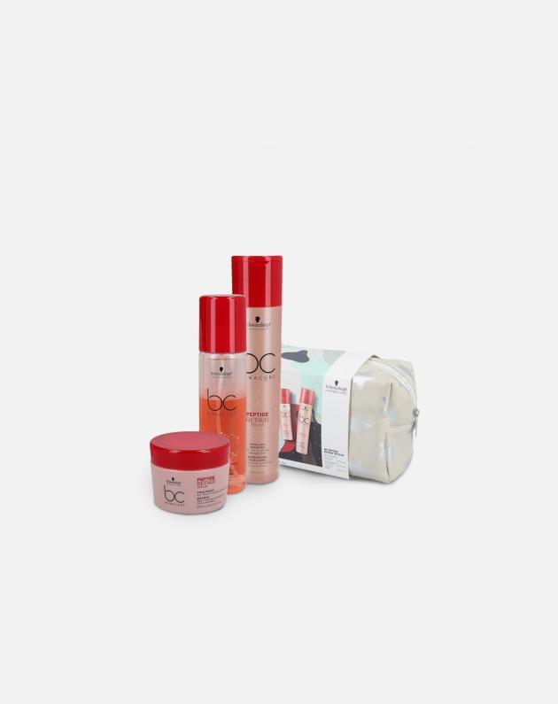 Schwarzkopf Professional Bonacure Color Freeze Pochette Color ( Shampoo+spray+treatment)