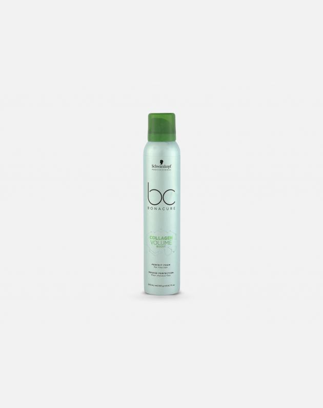 Schwarzkopf Professional Bonacure Collagen Volume Boost Perfect Foam  200 Ml