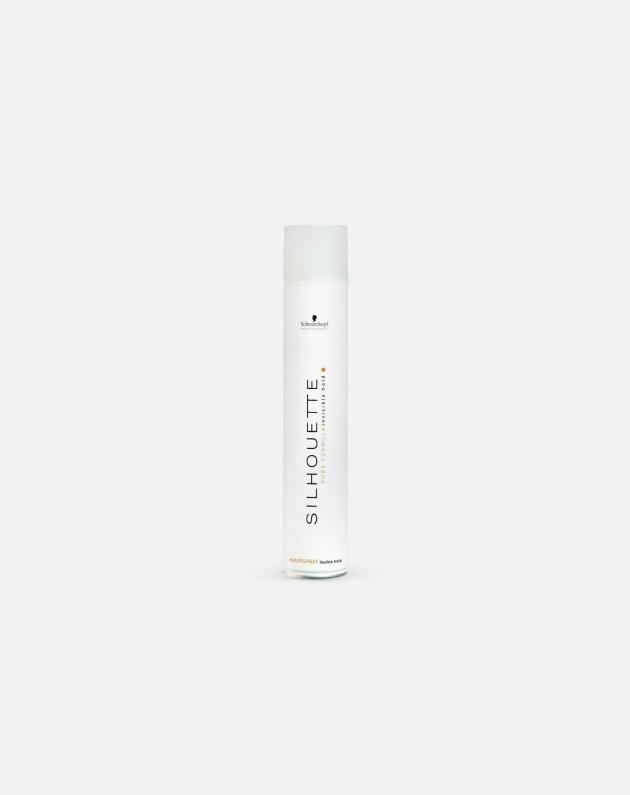 Schwarzkopf Professional Silhouette Hairspray Flexible Hold  500 Ml