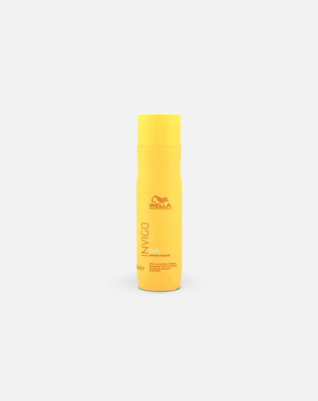 Wella Professionals Invigo Sun  After Sun Cleasing Shampoo  250 Ml